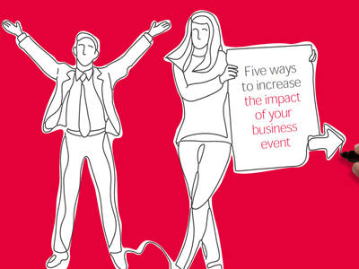 Whitepaper five ways to increase the impact of your event