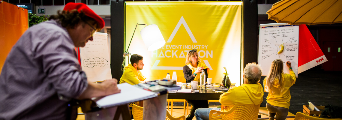 Be your own innovation driver organise a hackathon